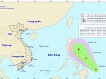 Bão số 1 chưa dứt, khả năng xuất hiện bão số 2 vào biển Đông