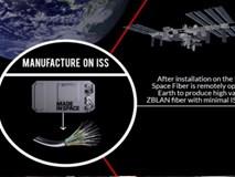 Tạo ra cáp quang trong không gian để tăng tốc độ internet