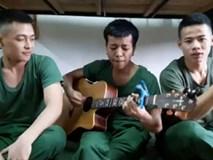 """Video: Ba anh bộ đội """"soái ca"""" đáng yêu gây sốt cộng đồng mạng"""