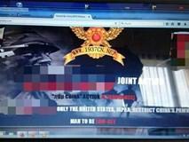 """""""Website Vietnam Airlines đã bị xâm nhập từ lâu"""""""