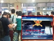 Bộ Công an điều tra sự cố thông tin xuyên tạc về Biển Đông trên màn hình sân bay