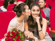 """Không thể tin nổi: Phạm Hương và Lan Khuê lại """"yêu nhau"""" như thế?"""