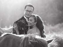 Đoan Trang tung ảnh cưới chưa từng tiết lộ mừng kỷ niệm 4 năm ngày cưới
