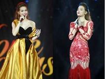 """Không chỉ """"đốn tim"""" với Love Songs, Hà Hồ còn là Nữ hoàng thời trang sân khấu"""