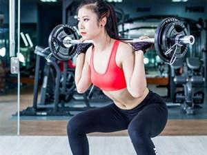 Con gái tập gym có sợ cơ bắp như con trai?