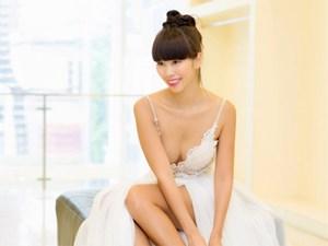 Tiết lộ váy cưới giúp Hà Anh trở thành cô dâu sexy nhất Việt Nam