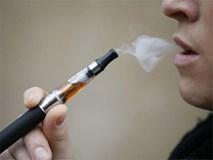 Hút thuốc lá điện tử để cai thuốc và cái kết đắng lòng của nam thanh niên 27 tuổi
