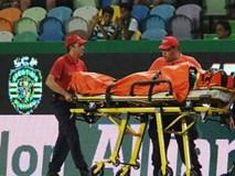 Chấn thương gãy cổ kinh hoàng, sao Wolfsburg nhập viện khẩn cấp