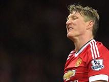Mourinho trục xuất Schweinsteiger khỏi phòng thay đồ MU