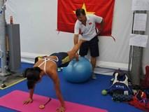 """Cận cảnh Ánh Viên khổ luyện cho """"giấc mơ huy chương"""" Olympic 2016"""