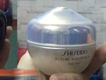 Sần mặt nhăn da khi mới 35 tuổi, khách hàng khởi kiện Shiseido