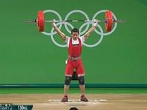 Lực sĩ Thạch Kim Tuấn trắng tay rời Olympic 2016