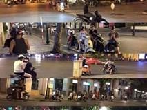 1h sáng thanh niên vẫn tấp nập đi bắt Pokemon ở Hà Nội