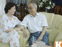Hạnh phúc ngọt ngào đến ghen tỵ của cặp vợ chồng già hơn nửa thế kỷ không có con