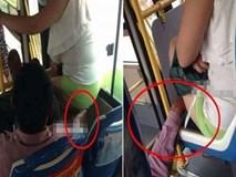 Cô gái bị sàm sỡ trên xe khách: Ăn mặc mát mẻ không phải là cái tội!