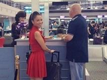 Chồng Thu Minh đi công tác nước ngoài giữa 'tâm bão'