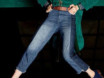 5 kiểu quần jeans không thể thiếu khi chào thu