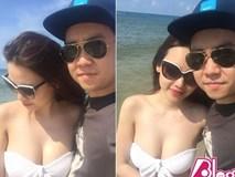 Ngắm loạt ảnh diện bikini cực nóng bỏng của bạn gái Lê Hiếu