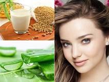 6 loại nước uống giúp chị em có làn da trẻ hơn so với tuổi