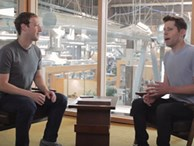 Mark Zuckerberg: Hãy nghĩ đến việc mình muốn làm trước khi nghĩ đến việc thành lập công ty