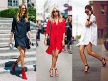 Thời trang hè thu: Váy sơ mi vẫn luôn chiếm trọn cảm tình của nàng công sở