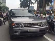 Đâm 2 mẹ con bị thương nặng, tài xế bỏ xe sang Range Rover giữa đường, rời hiện trường