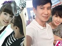 Không thể phân biệt nổi khi so sánh bà mẹ bốn con Minh Hà và loạt ảnh cách đây 14 năm