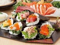 5 biến thể độc đáo của món sushi Nhật Bản