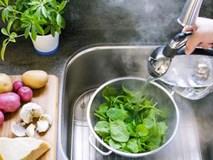 Nếu muốn khử sạch thuốc trừ sâu trong rau củ quả, bạn nhất định phải đọc bài viết này