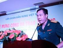 Hoàng Xuân Vinh muốn xây trường bắn hiện đại ở Việt Nam