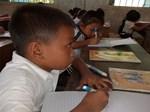 Ý kiến giáo viên: Vì sao học sinh lớp 6 đọc chưa sõi vẫn được lên lớp?-1
