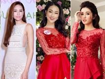 """Loạt thí sinh Hoa hậu Việt Nam 2016 vô tình """"đụng hàng"""" mỹ nhân showbiz Việt"""