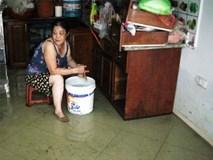 Nước ngập tận giường sau mưa: Khốn khổ rao bán nhà nhưng... không ai hỏi mua