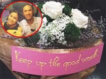 Đây là cách vợ chồng Tăng Thanh Hà dùng để khích lệ nhau?