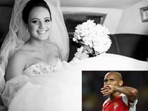 """Nhan sắc mặn mà của vợ ngôi sao khiến Mourinho """"chết mê"""""""