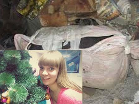 Tìm thấy thi thể cô gái mất tích trong chiếc vali