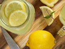 Sự thật gây sốc: uống nước chanh có thể khiến ta già nhanh mỗi ngày