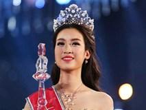 Đỗ Mỹ Linh giành vương miện Hoa hậu Việt Nam 2016
