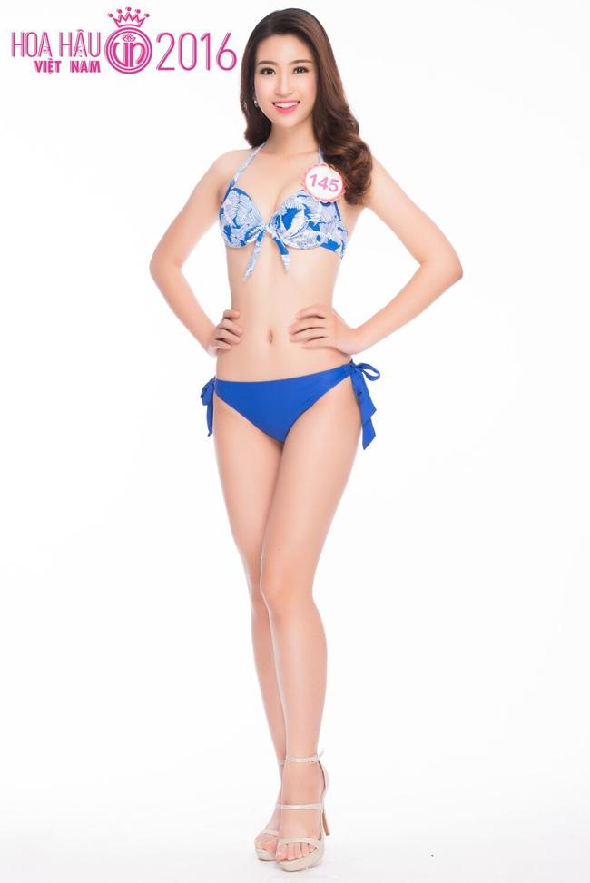 Đỗ Mỹ Linh cao 1m71, nặng 52 kg. Cô hiện là sinh viên tại Đại học Ngoại thương Hà Nội. Người đẹp sở hữu số đo ba vòng 87-61-94.