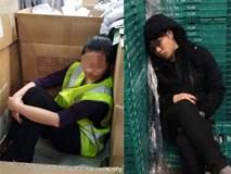 Nghẹn ngào giấc ngủ vội của du học sinh Việt tại Nhật Bản