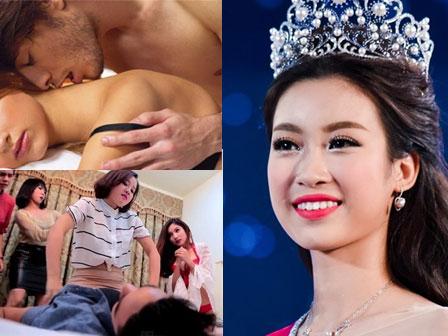 """Tin nóng 24h: Lùm xùm của Hoa hậu Đỗ Mỹ Linh; bí quyết để """"chuyện ấy"""" thêm hoàn hảo"""