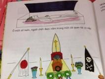 """Sách dành cho trẻ """"toàn hình khỏa thân"""": Sẽ khiến trẻ khó chịu và tò mò!"""