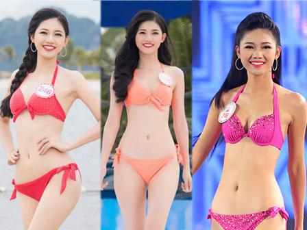 """Thân hình nóng bỏng của cô gái cao 1m80 """"suýt"""" trở thành Hoa hậu Việt Nam"""