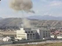 Tội phạm lao xe vào cửa Đại sứ quán TQ gây vụ nổ chấn động