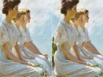 Chỉ ai IQ trên 130 mới tìm thấy sự khác biệt giữa các bức hình này trong 15 giây