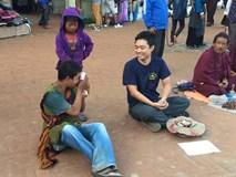 Một du khách người Việt đã thử đóng vai ăn xin ở Nepal nhận được kết quả bất ngờ