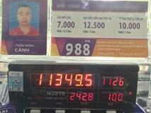 11 triệu đồng và chuyến taxi đường dài lạ nhất từ Hà Nội