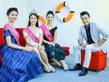 Top 3 Hoa hậu Việt Nam tiết lộ với MC Nguyên Khang tiêu chuẩn chọn bạn trai