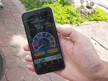Đã dùng được Wifi miễn phí phố đi bộ Hà Nội, tốc độ tối đa 4,67 Mbps
