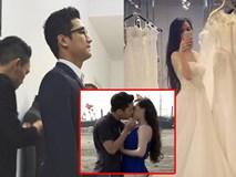 Sau tất cả, Minh Hà cũng đi chọn váy cưới - Chí Nhân thử vest
